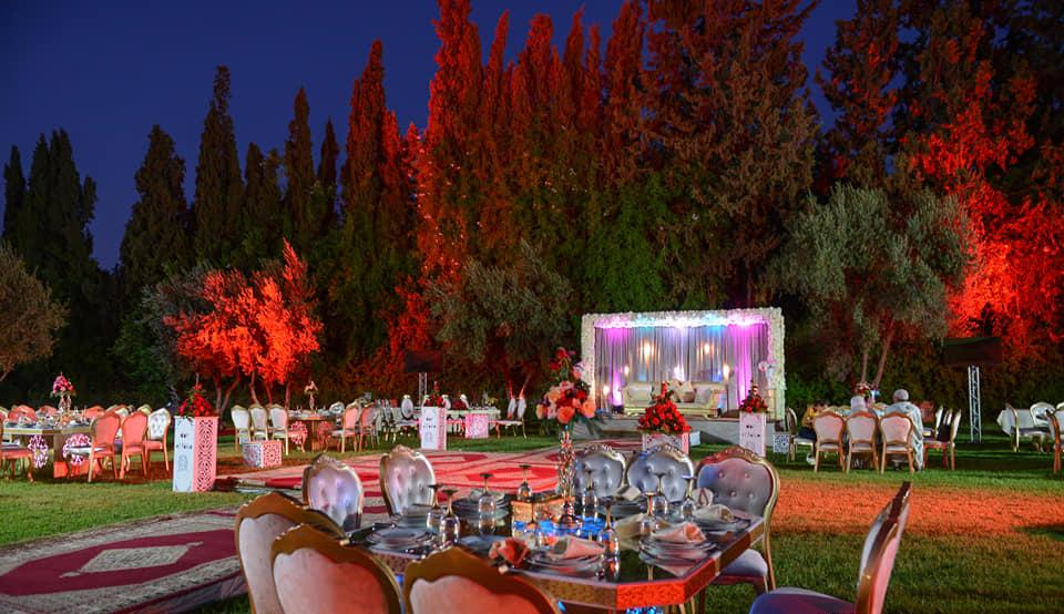Jardin Villa Laarissa