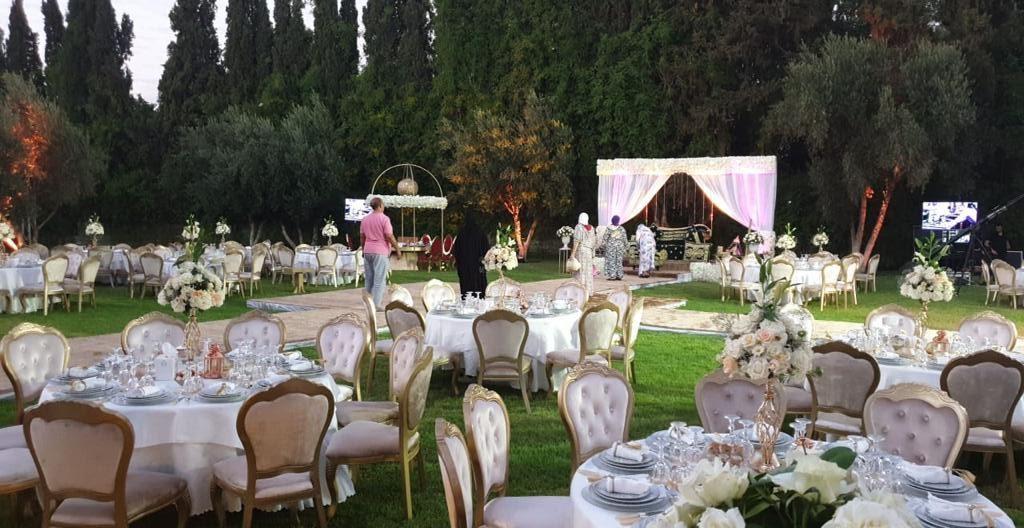 Mariage à l'extérieur Villa Laarissa