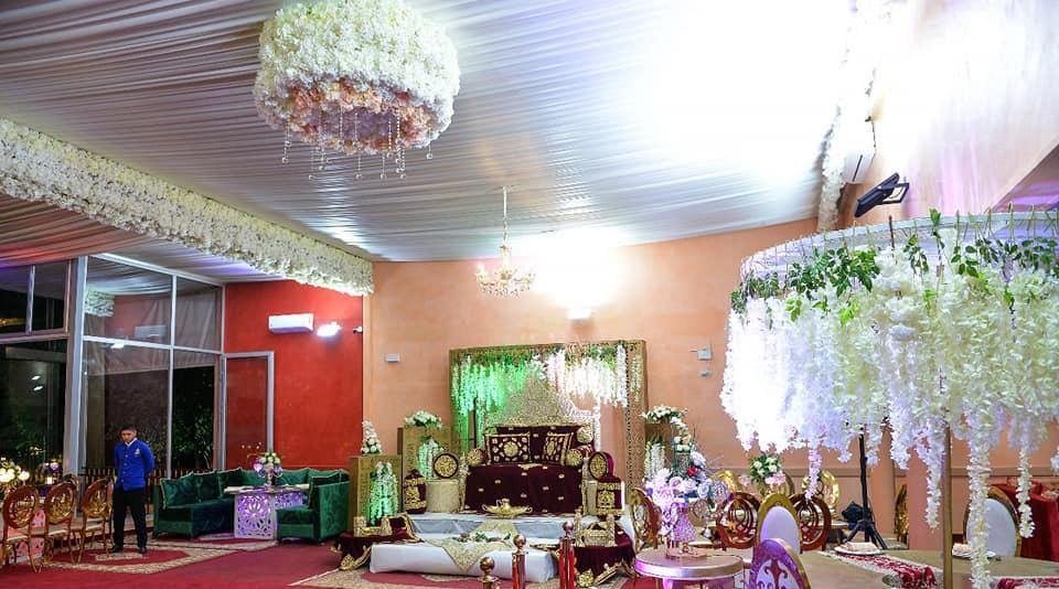 Salle de mariage Villa Laarissa