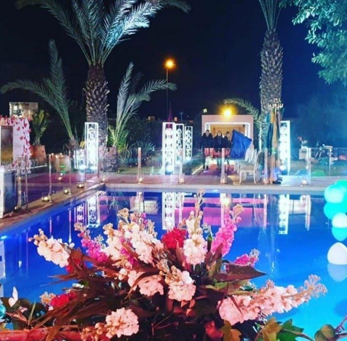 piscine Villa Laarissa