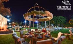 Lieu de réception pour vos mariages Villa Laarissa