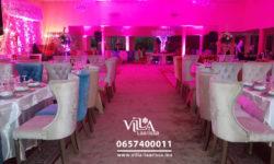Salle de fêtes Villa Laarissa - Marrakech